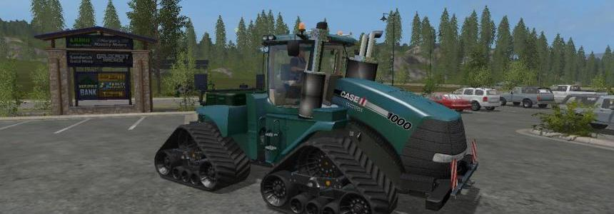 FS17 Case Tractors, Plough, Cultivator v1.1 By Eagle355th
