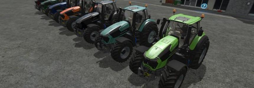 Deutz Fahr Series 9 v1.0