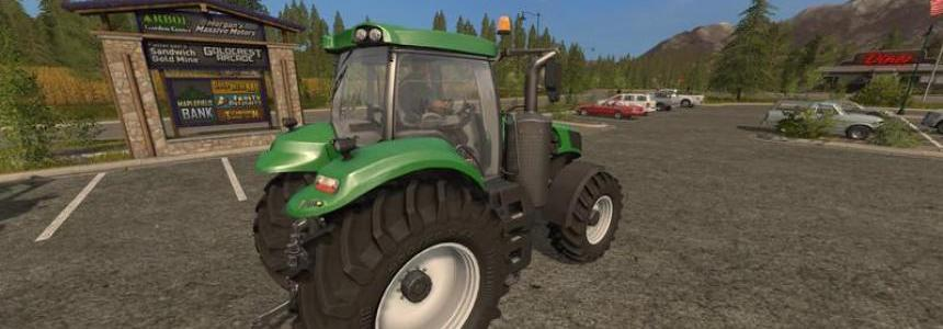 New Holland T8 Green Edition v1.0