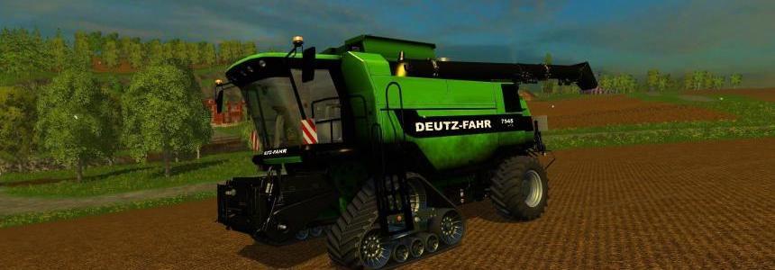Deutz Fahr 7545 v1.0