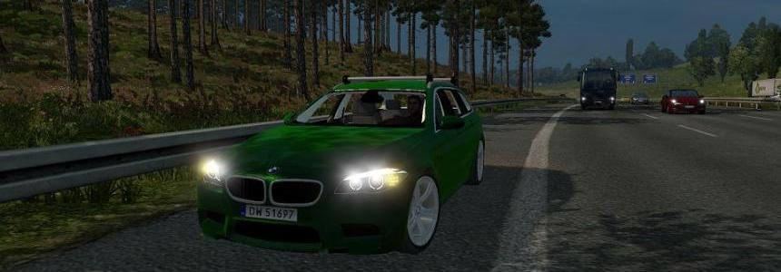 BMW M5 Touring v2.5