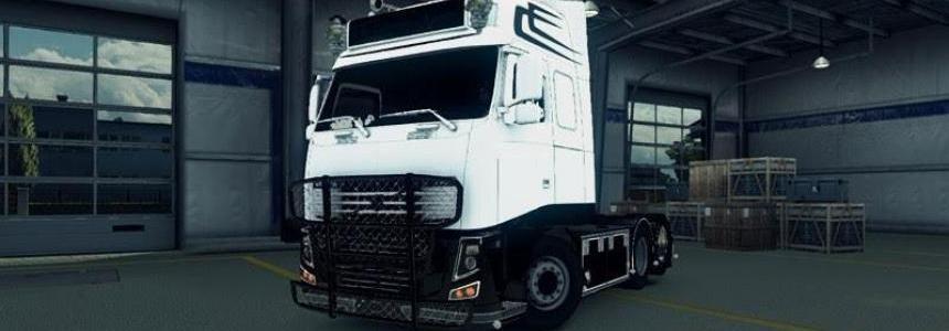 Volvo FH13 Naomi
