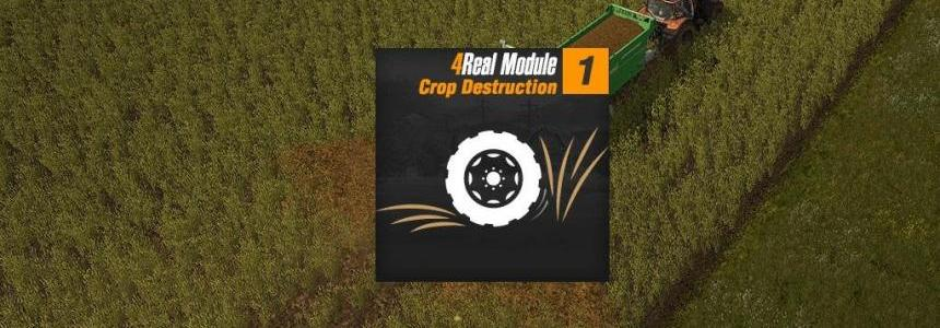 4Real Module 01 - Crop destruction v1.0.2.0