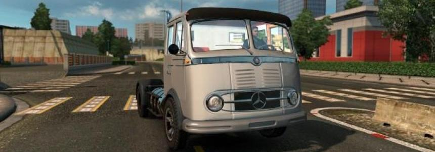 Mercedes Benz LP-331 v1.0