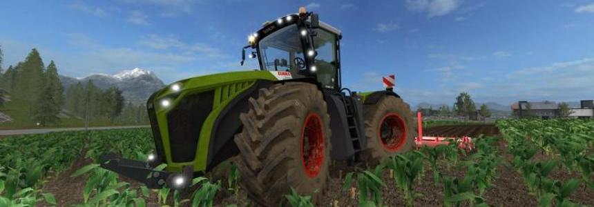 Claas Xerion 5000+ v1.1