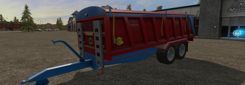 Marshall trailer modded v1.0