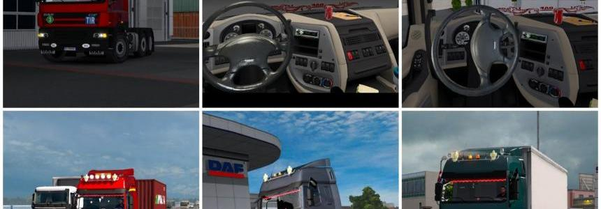 DAF CF 85 V1.9