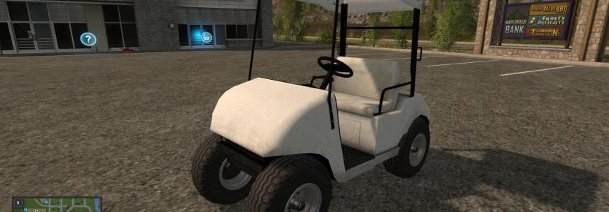Golf cart v1