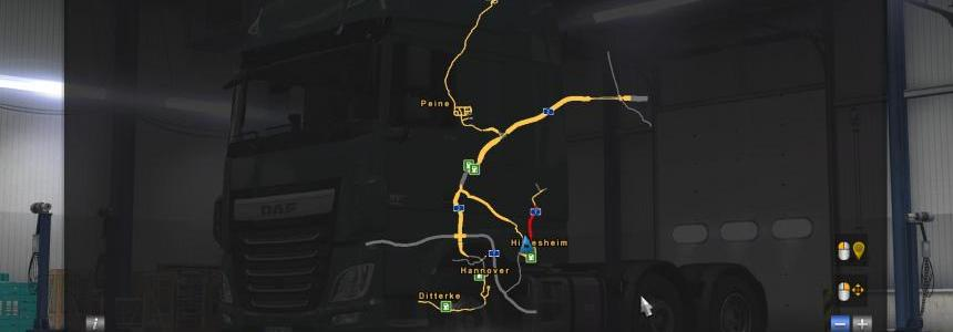 Niedersachsenmap Beta V1.45