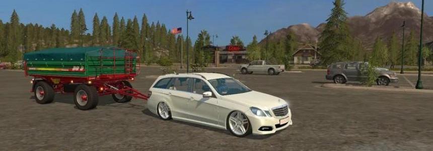 Mercedes E350 v1.0