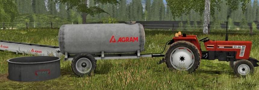 Agram Water Tank 5000 v1.0
