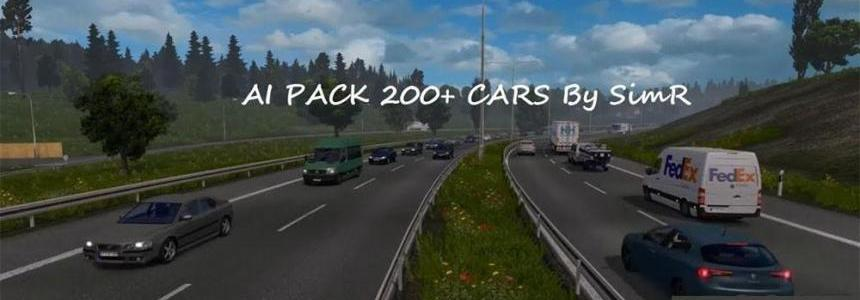 AI TRAFFIC CAR 200 By SimR