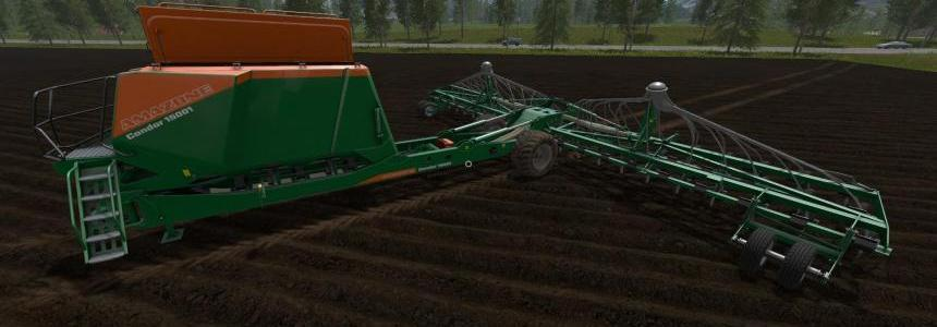 Amazone Condor 15001 with Direct Seeding