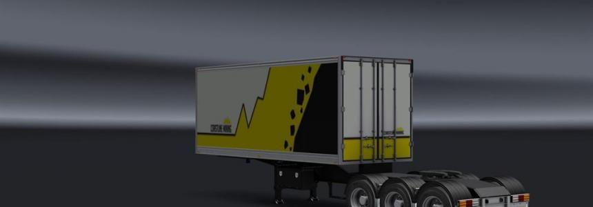 ATS Double-Trailers v3.0 1.4.x - 1.5.х