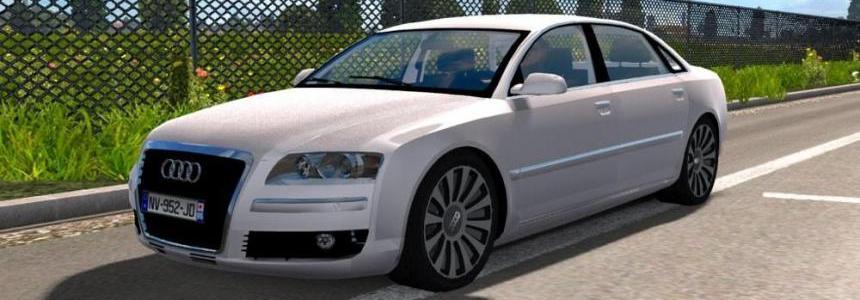 Audi A8 v1.0 BETA