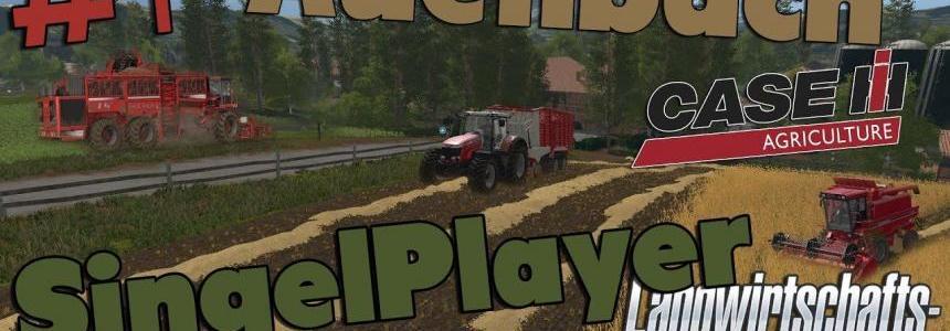 Auenbach Farming simulator 17 v2.3