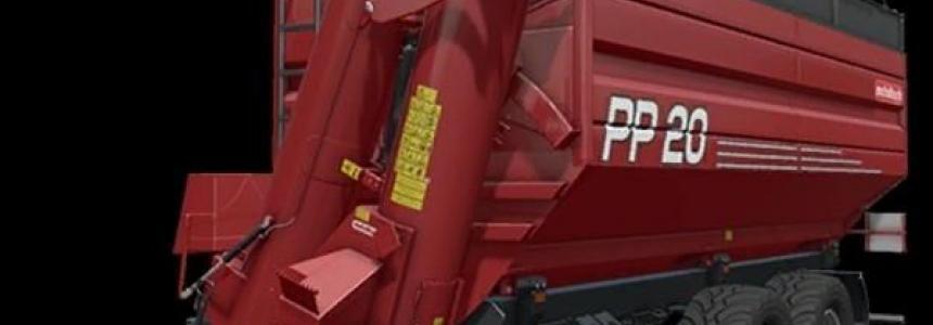 Auger Wagon Modpack v1.0