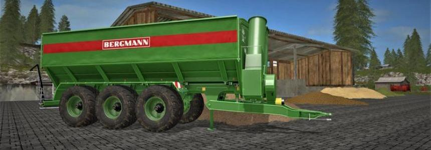 BERGMANN GTW 430 all loaded v1.2