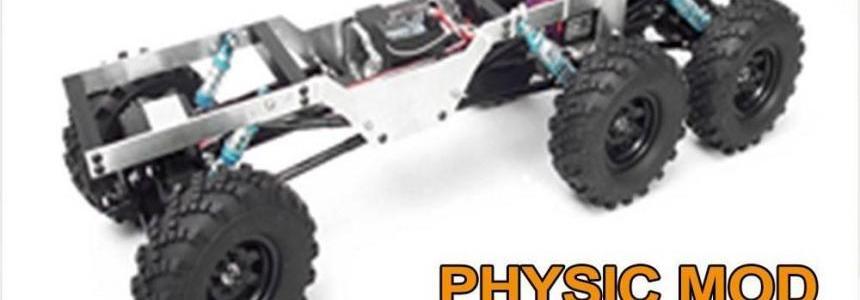 Best Physic Mod for v1.25