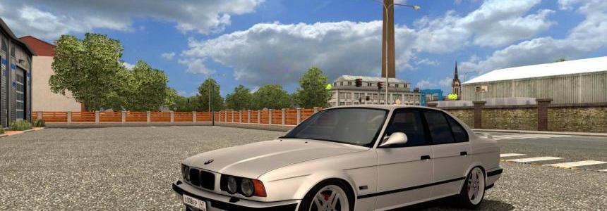BMW E34 M5 v1.0