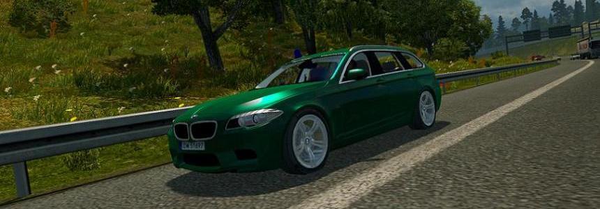BMW M5 Touring v2