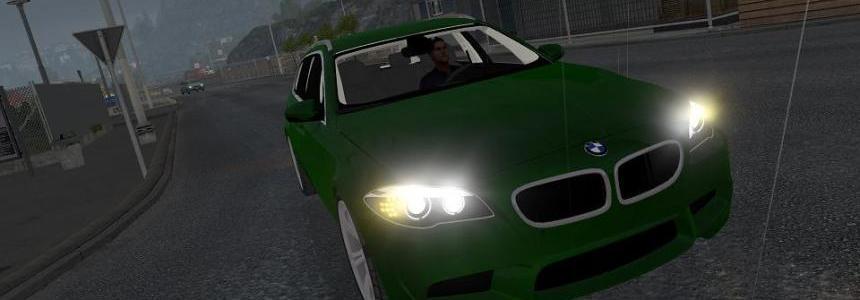 BMW M5 Touring V1.2