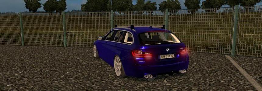 BMW M5 Touring V2.3