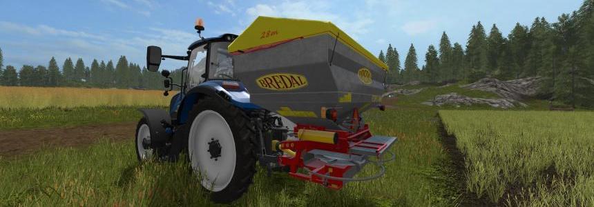 Bredal F2WS 4000 28m v1.0