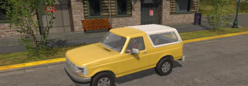 Bronco 1979 v1.1