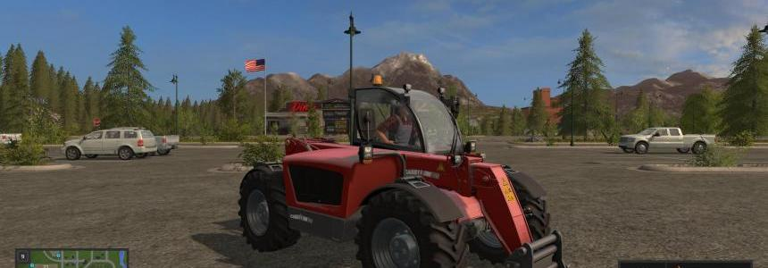 Case IH Farm Lift 735 v1.0