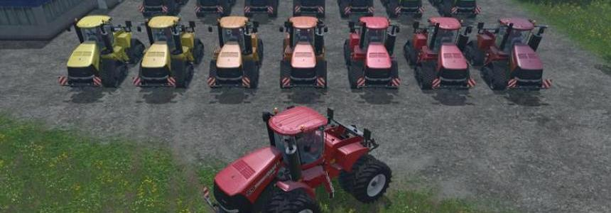 CaseIH Quadtrac Pack with color choice v1