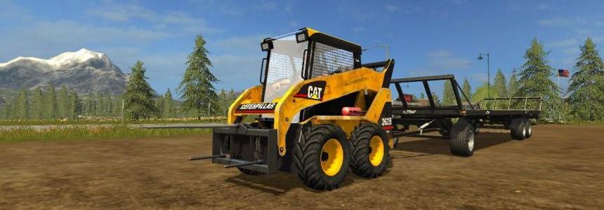 Caterpillar 262B Skid Sterr Pack v1.0