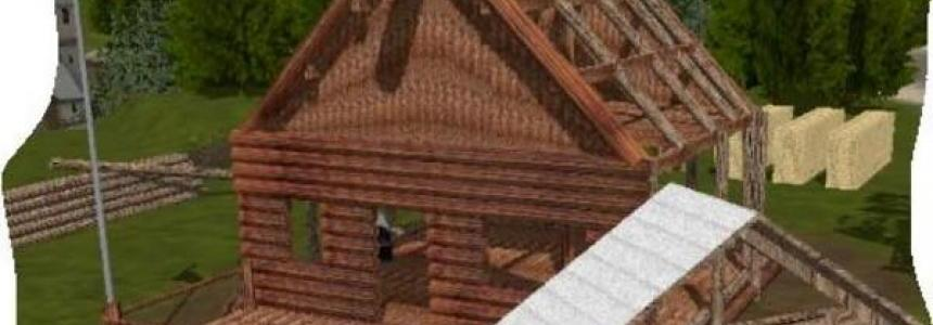 Chalet building v1.0