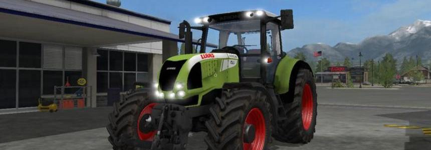 Claas Arion 520 v1.0 BETA