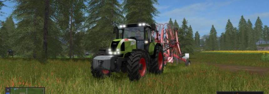 CLAAS ARION 620 Cebis v1.1