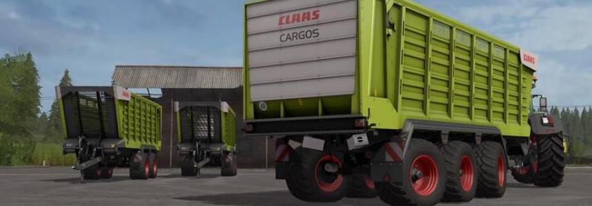 Claas Cargos 700 Pack v1.0