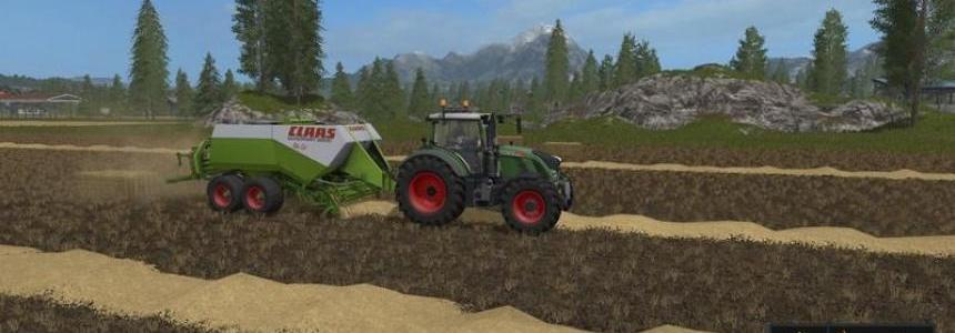 Claas Quadrant 2200 RC v0.9.1.7