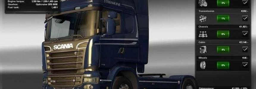 CoInsurance for ETS2 v1.0
