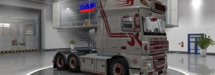 DAF XF 105 by Stanley v1.4 – Update + templates