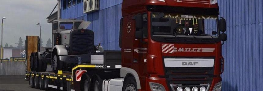 DAF XF 116 – REWORKED