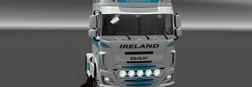 DAF XF E6 by Ohaha McGeown skin 1.25