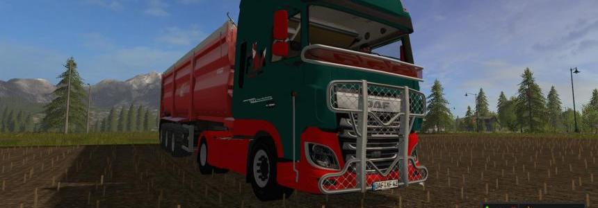 DAF XF E6 High Cab Update v1.1