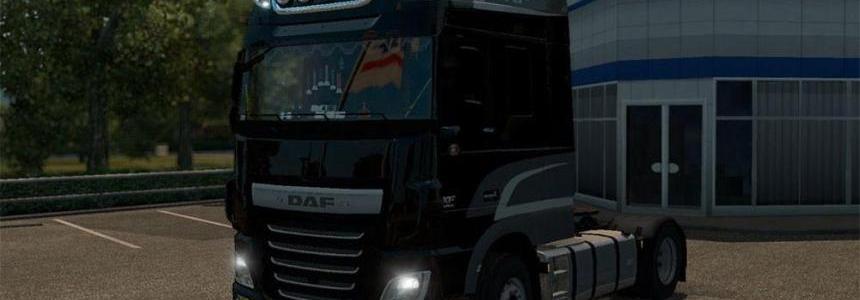 DAF XF Euro 6 10.06.2016