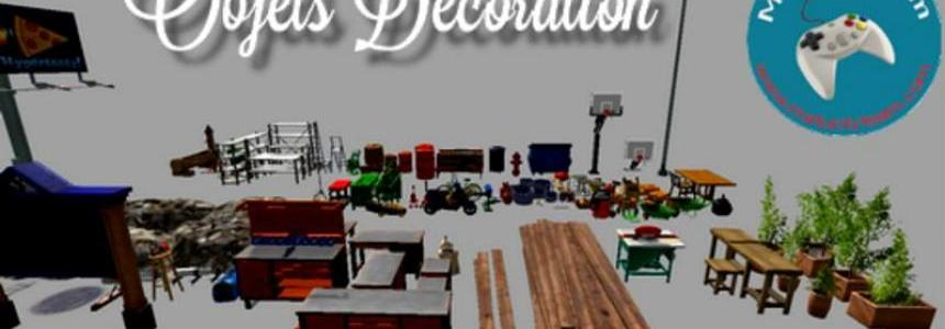 Decoration Objects v1.0