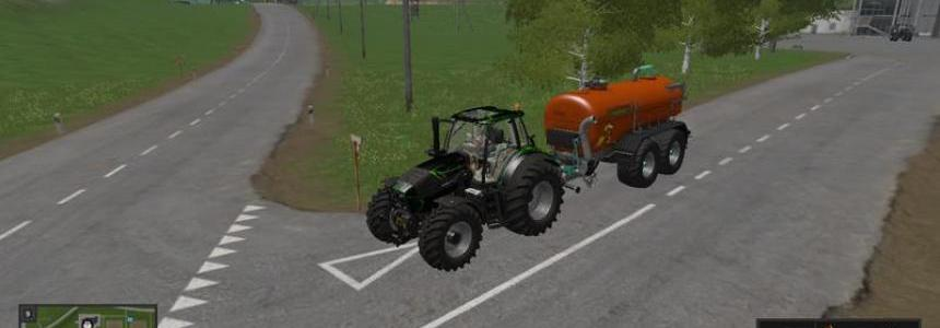 Deutz Series 7 Turbo v1.0