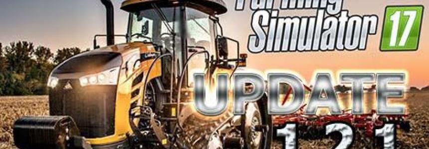 FARMING SIMULATOR 2017 UPDATE v1.2.1