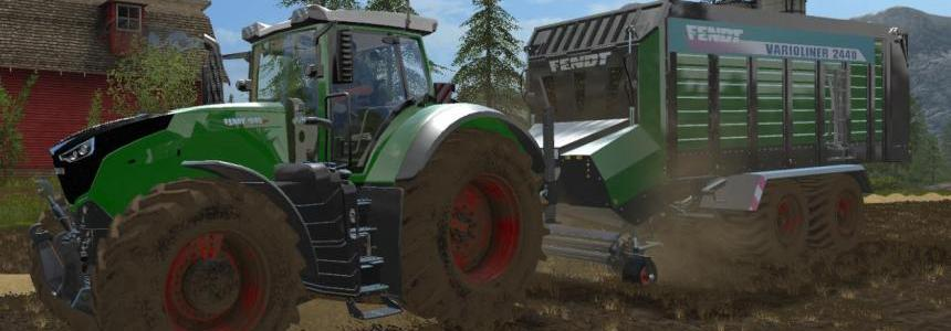 FENDT 1000 VARIO BY STEPH33 v1.1