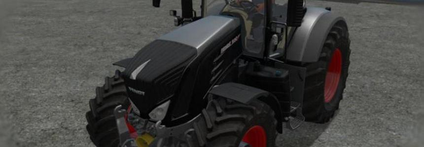 Fendt 900 - Black Edition v1.4