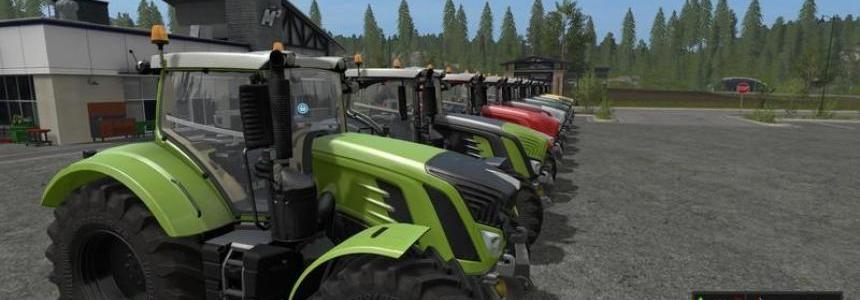 Fendt 900 Vario Extreme with full color selection v1.0