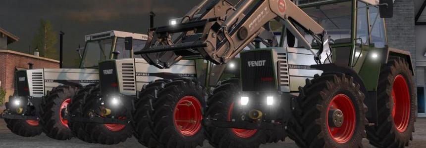 Fendt Farmer 310/312 LSA Turbomatik v1